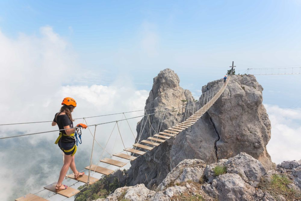 Top 10 Most Dangerous Hiking Trails in the World, Must Visit Before Die : Travel