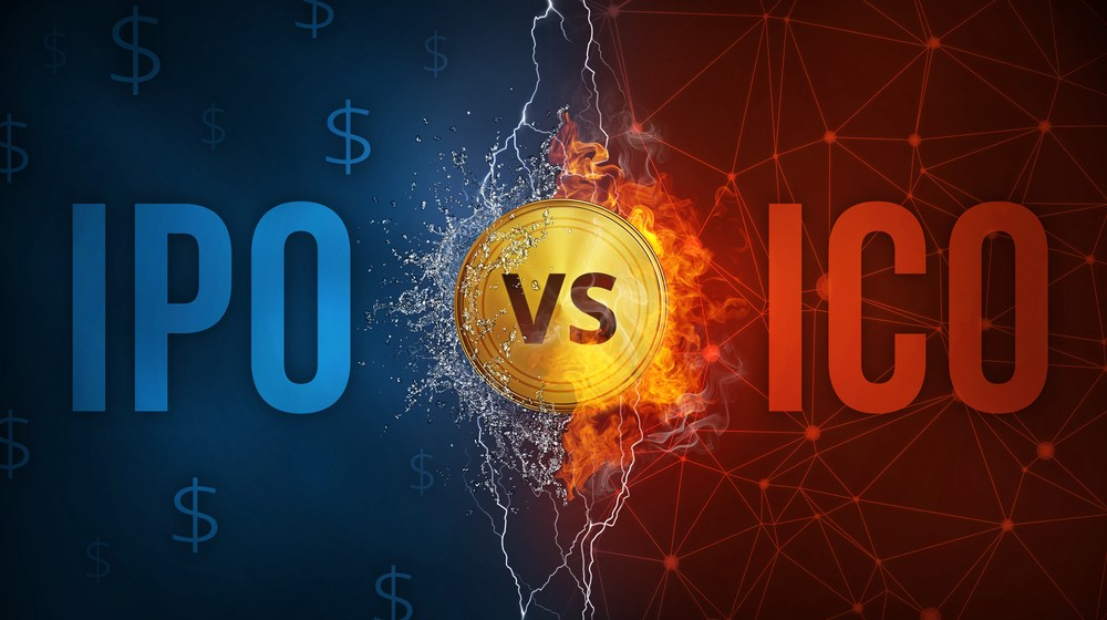 What are the differences between an IPO and an ICO? | by Napoleon Group™ | NapoleonX.ai | Medium