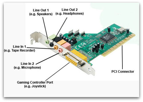 Expansion Cards and their Slots on Motherboard - Computing