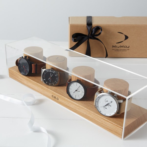 Image of a watch display box