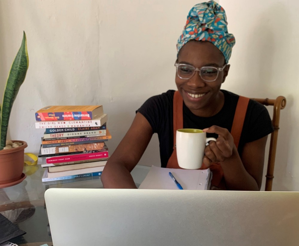 Women Deliver Young Leader Ashlee Burnett, through her organization, Feminitt, is leveraging social media platforms to provide survivors of gender-based violence in Trinidad and Tobago with information on how to access support systems.