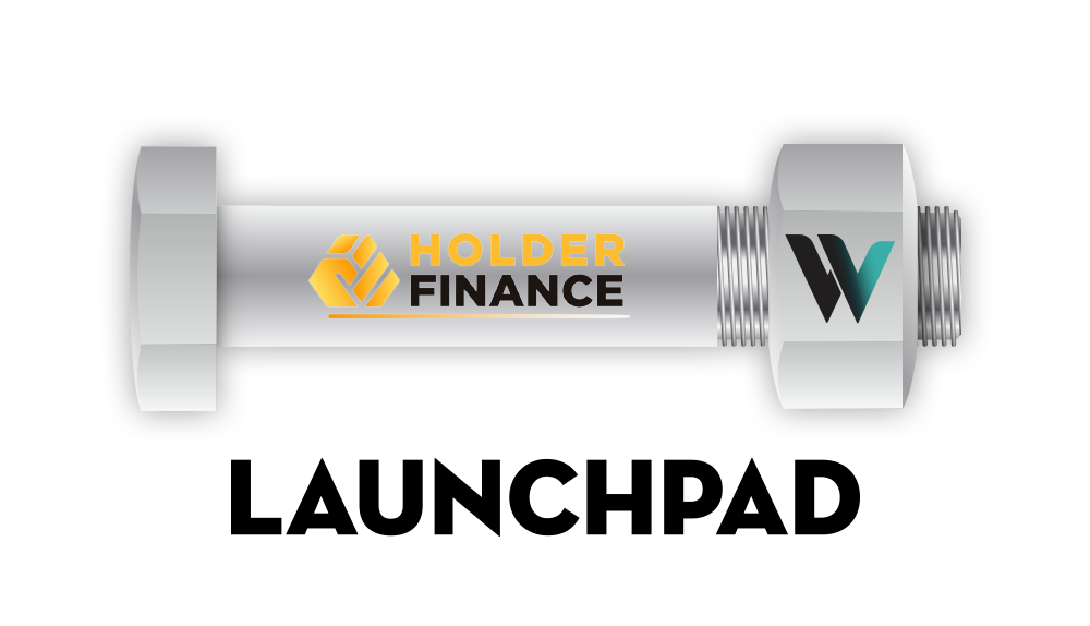 Announcing LaunchPad's Third Presale—Holder Finance!