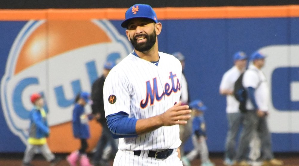 low priced 8c484 c9994 How Long Will Jose Bautista Be a Met? - Seth Poho - Medium