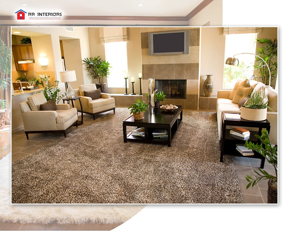 Fix The Carpet on The Floor of Your Room To Make Your House More Decorative