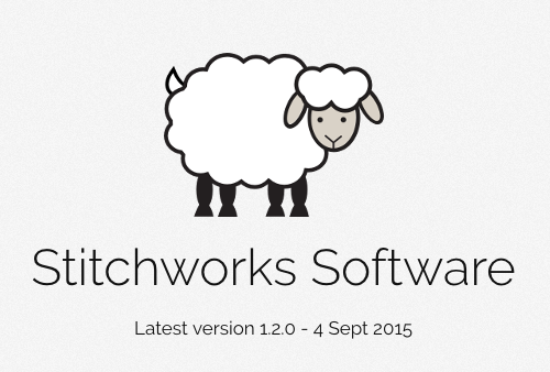 Stitch Works Software - for when I'm ready to become a designer ... | 338x500