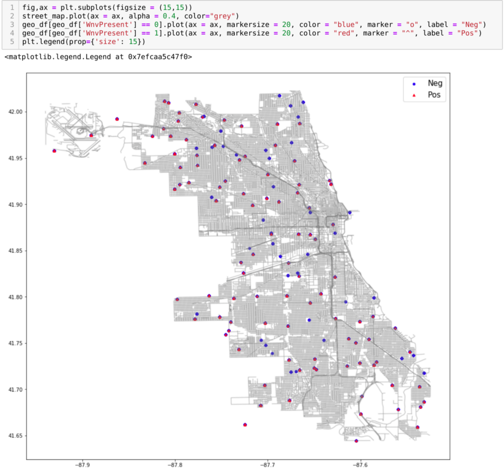 GeoPandas 101: Plot any data with a latitude and longitude on a map