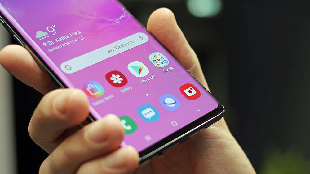Samsung Galaxy S10 Plus Price In Saudi Arabia 2019