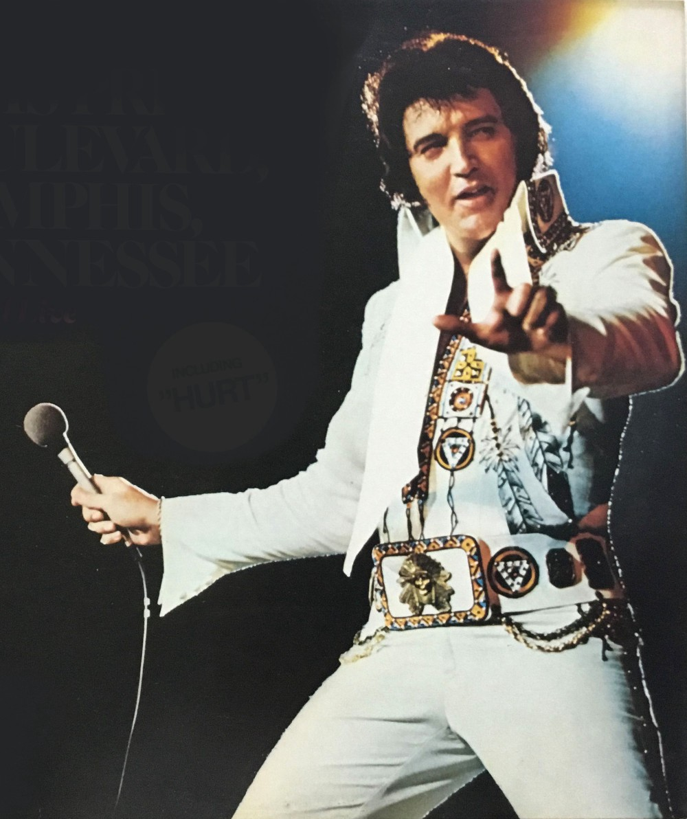 Elvis Double Sided Hits On The Billboard Hot 100 1969 1977 By Neal Umphred Elvis That S The Way It Was Medium