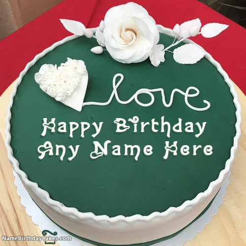 Enjoyable Happy Birthday Cakes With Name And Photo Unique Ideas Funny Birthday Cards Online Alyptdamsfinfo