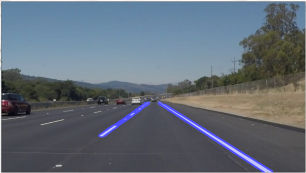 Finding Driving Lane Line live with OpenCV - Towards Data Science
