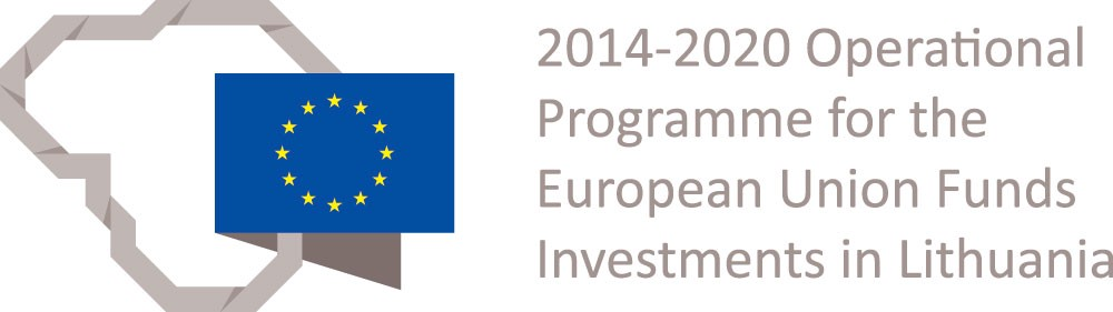 Operational Programme for the EU Fund Investments in Lithuania banner