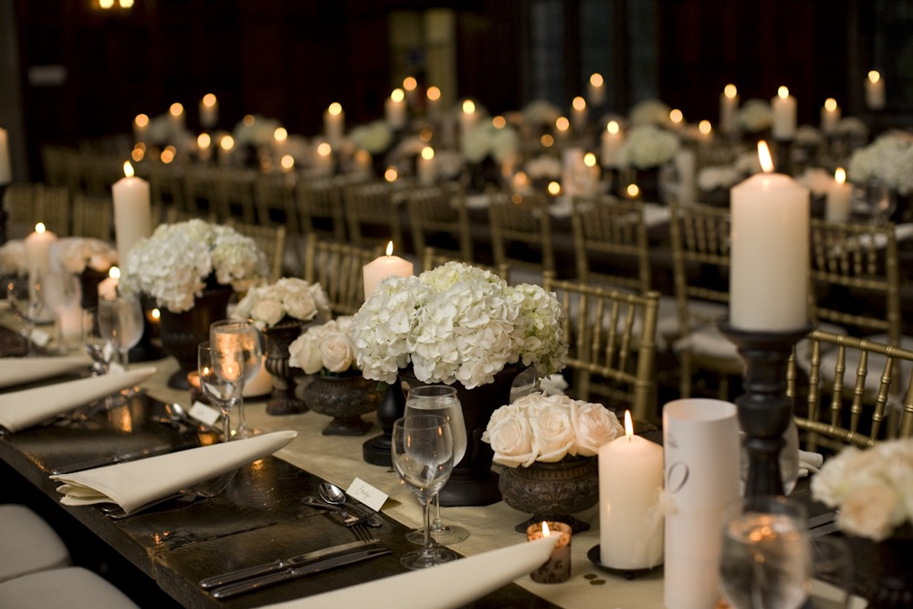 Candlelight Wedding Inspirations 20 Ways To Use Candles In