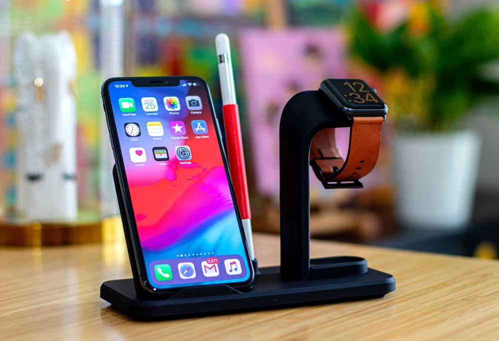 Best Charging Docks For Apple Iphone Apple Watch And Airpods In 2020 By Best Case Ever Mac O Clock Medium,What Is The Best Color For A Diamond