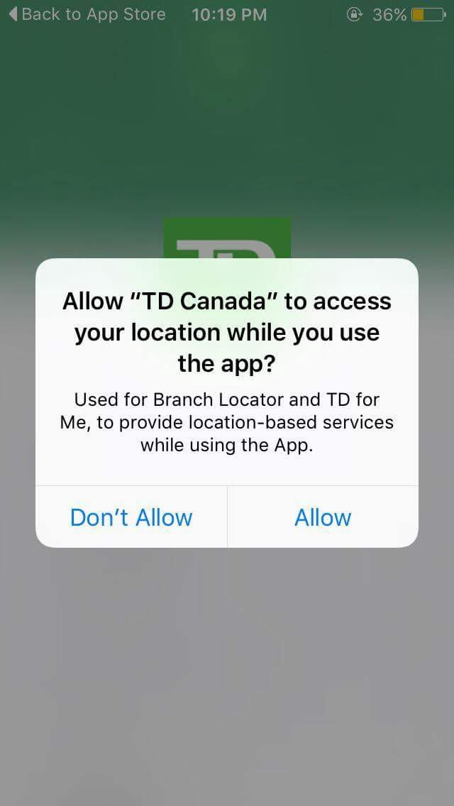 Security Review: UX of Canadian banking applications