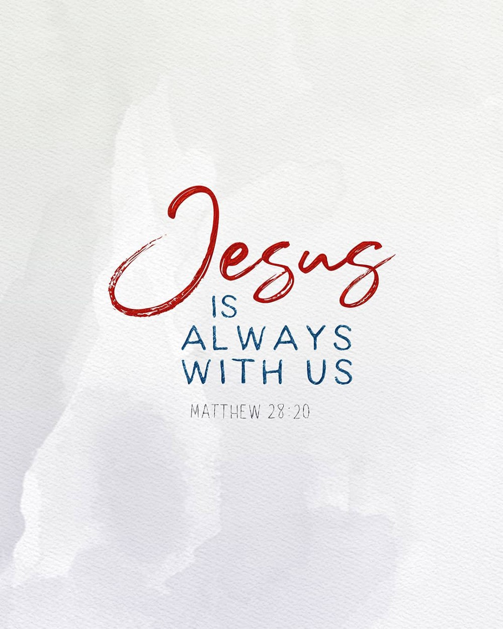 Jesus is always with us | Small Voice Today