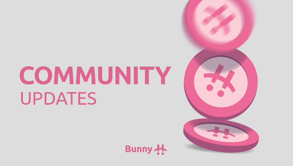 Bunny Community Update (March 31st 2021)