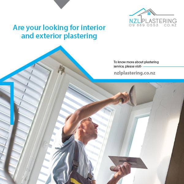 Know the Difference between Skimming and Plastering