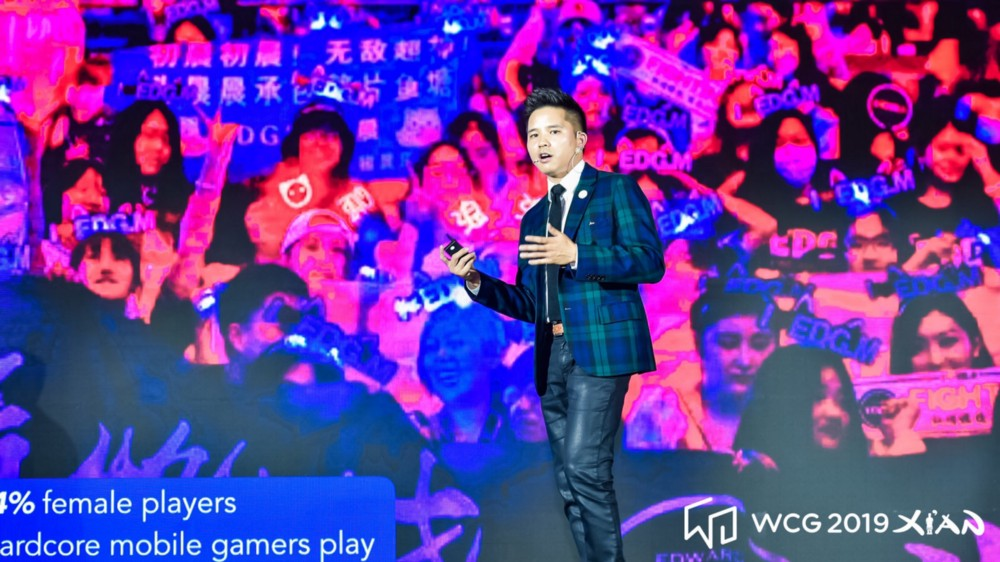 My WCG 2019 presentation: East vs West, Parallels of PC and Mobile