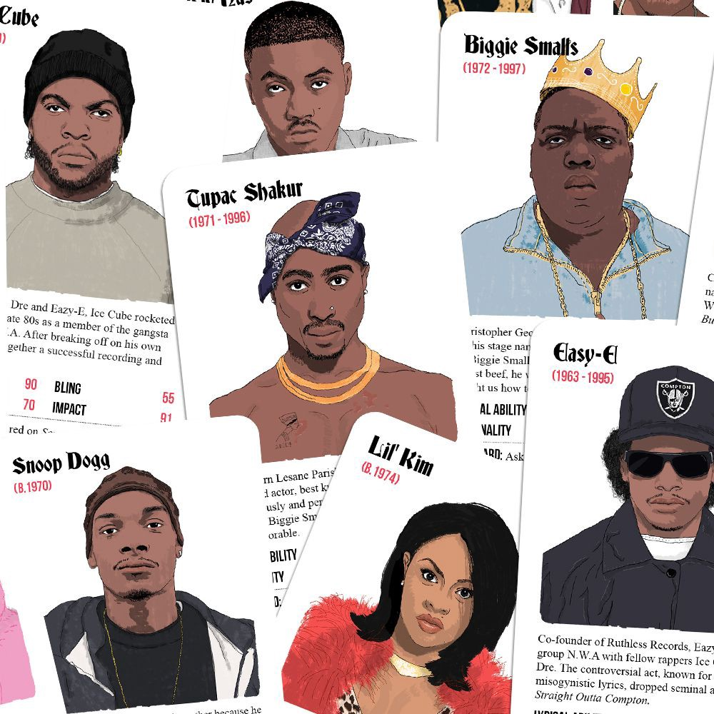 Power Ranking Hip-Hop's Defining Generations - Brad Callas