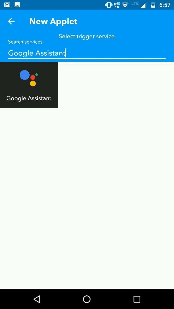 Google Assistant controlled home Light with a Raspberry Pi with