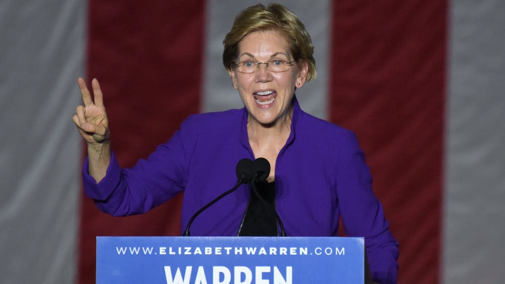Elizabeth Warren S Betrayal Of The Progressive Movement By