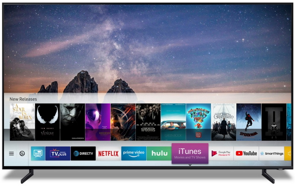 Samsung TVs beat Sony to launching Apple TV app and AirPlay 2