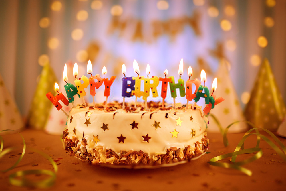 Surprising Best Cakes For Birthdays One Loves To Receive Parth Patel Medium Personalised Birthday Cards Veneteletsinfo