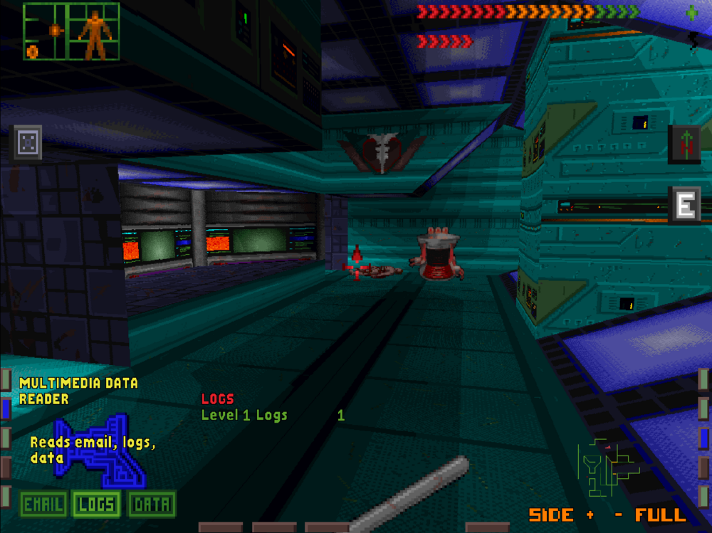 This Game In History: System Shock (1994) - SixFootTurkey64 - Medium