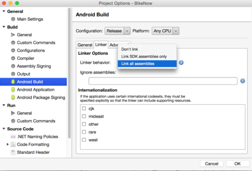 Reducing iOS and Android App Size in Xamarin - Heartbeat
