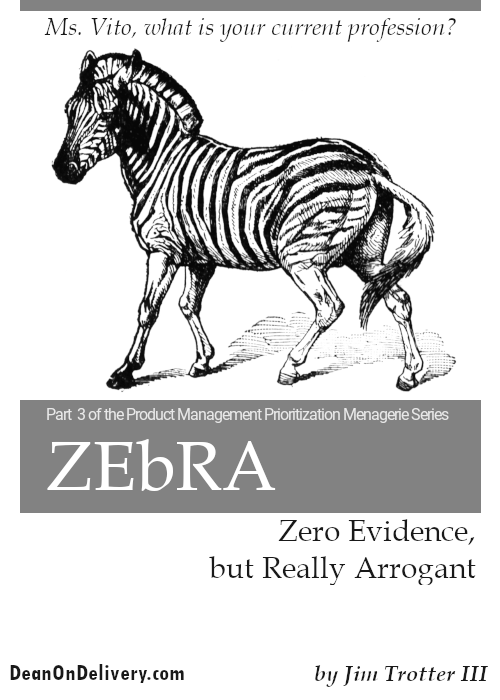 Behold, the Product Management Prioritization Menagerie