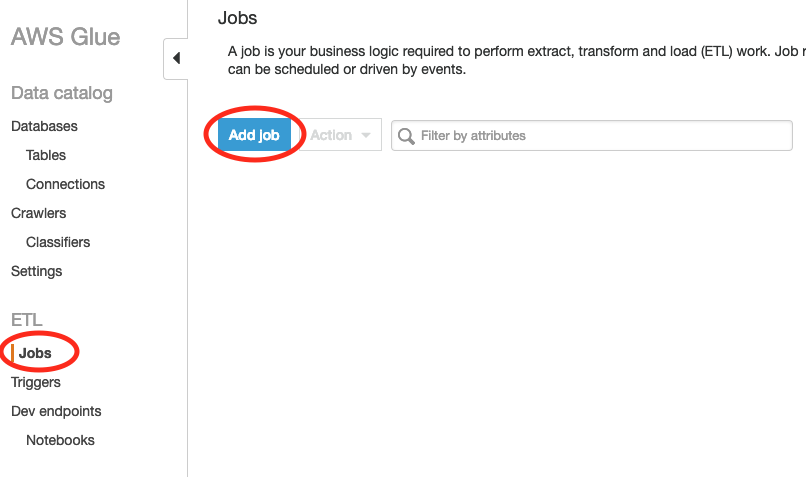 Transform and Import a JSON file into Amazon Redshift with AWS Glue