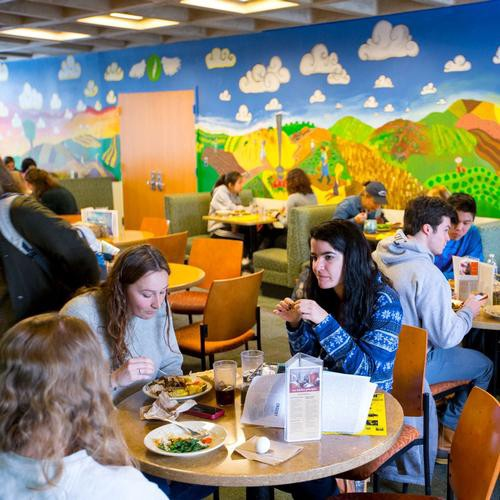 First meatless, now green: Sustainability Coordinators talk