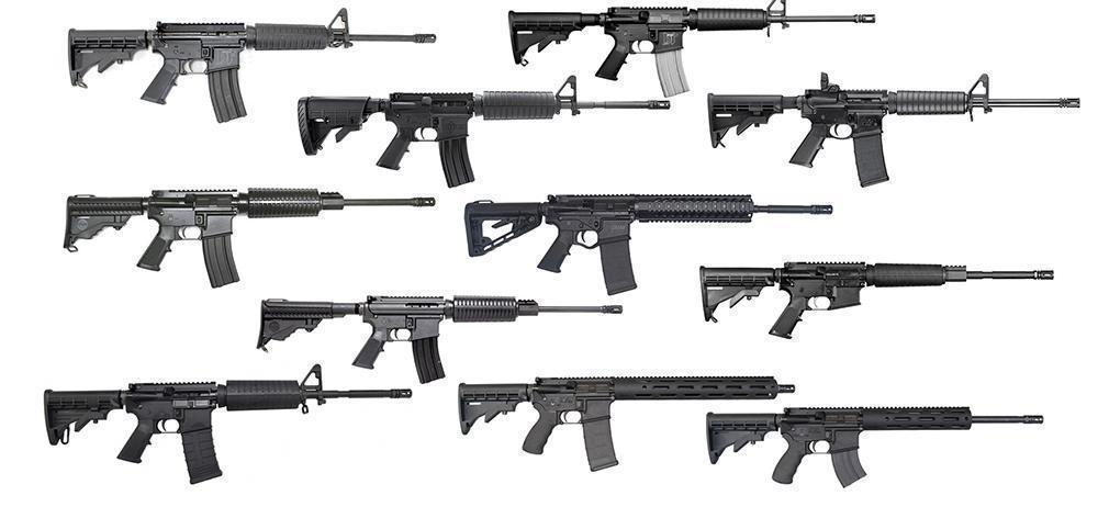 Rifles like the AR-15 are the perfect tools for mass