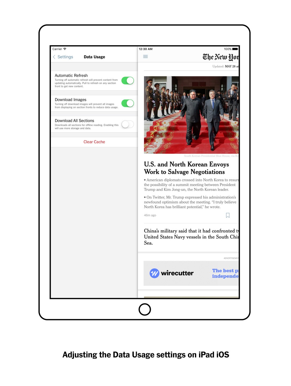 Giving Readers Control: Announcing Two New Options in The New York