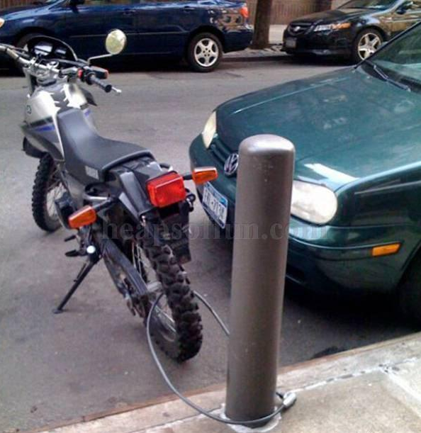 10 Things Motorcycle Thieves Don't Want You To Know