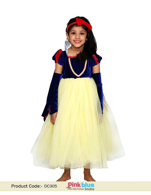 Stylish Disney Princess Costumes Dresses For Kids And Toddler Girls