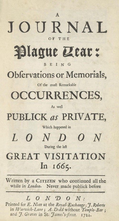 Front cover from the 1722 edition—Source: https://www.gutenberg.org/files/376/376-h/376-h.htm
