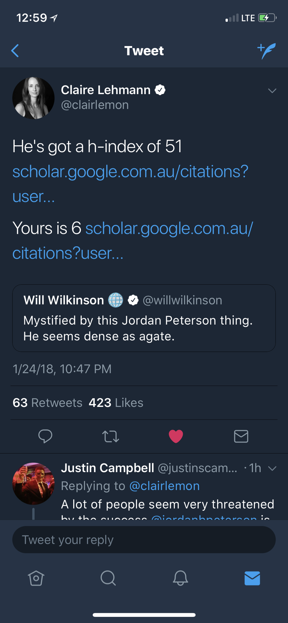 Why Do Intellectuals Oppose Dr  Jordan B  Peterson?