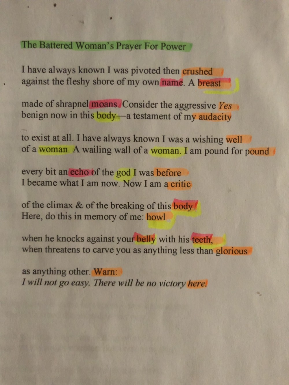 How To Edit A Poem - The Writing Cooperative