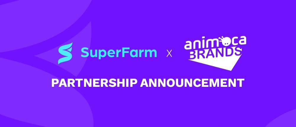 Animoca Brands announces liquidity pairings for REVV and TOWER with SUPER