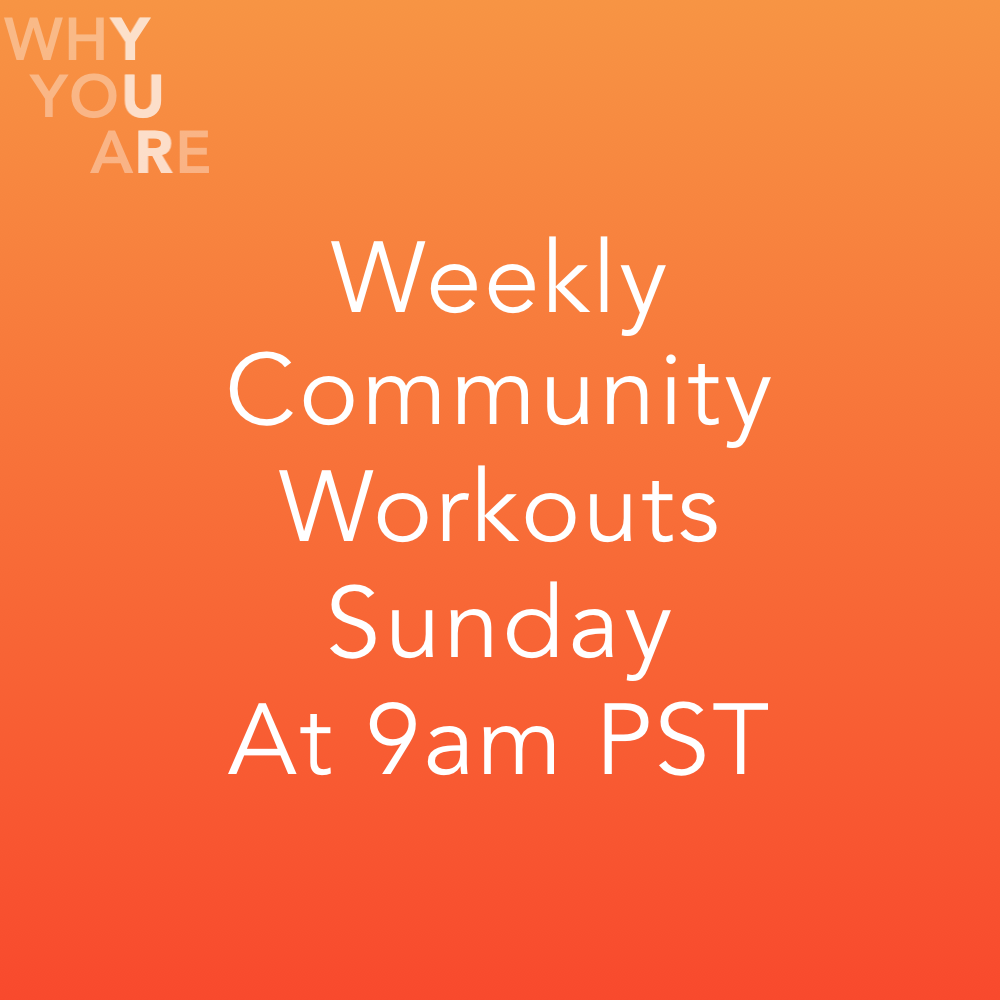 YUR: Weekly Community Workout (now featuring Synth Riders)