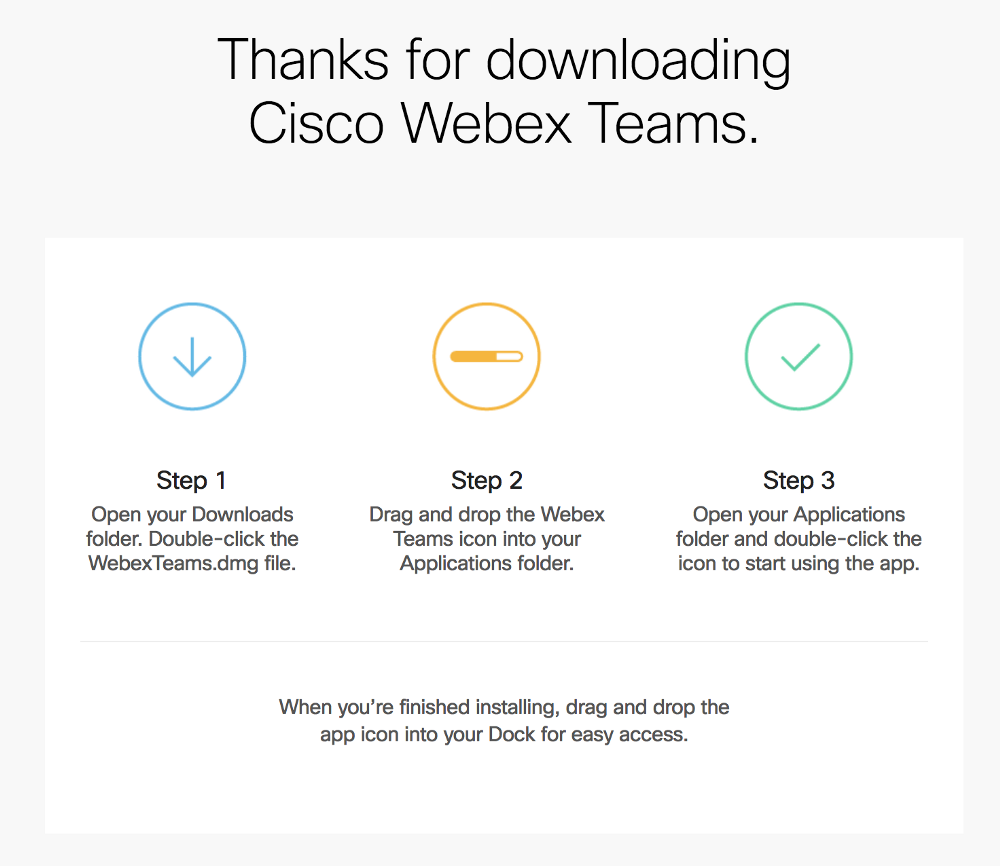 Cisco Webex Download