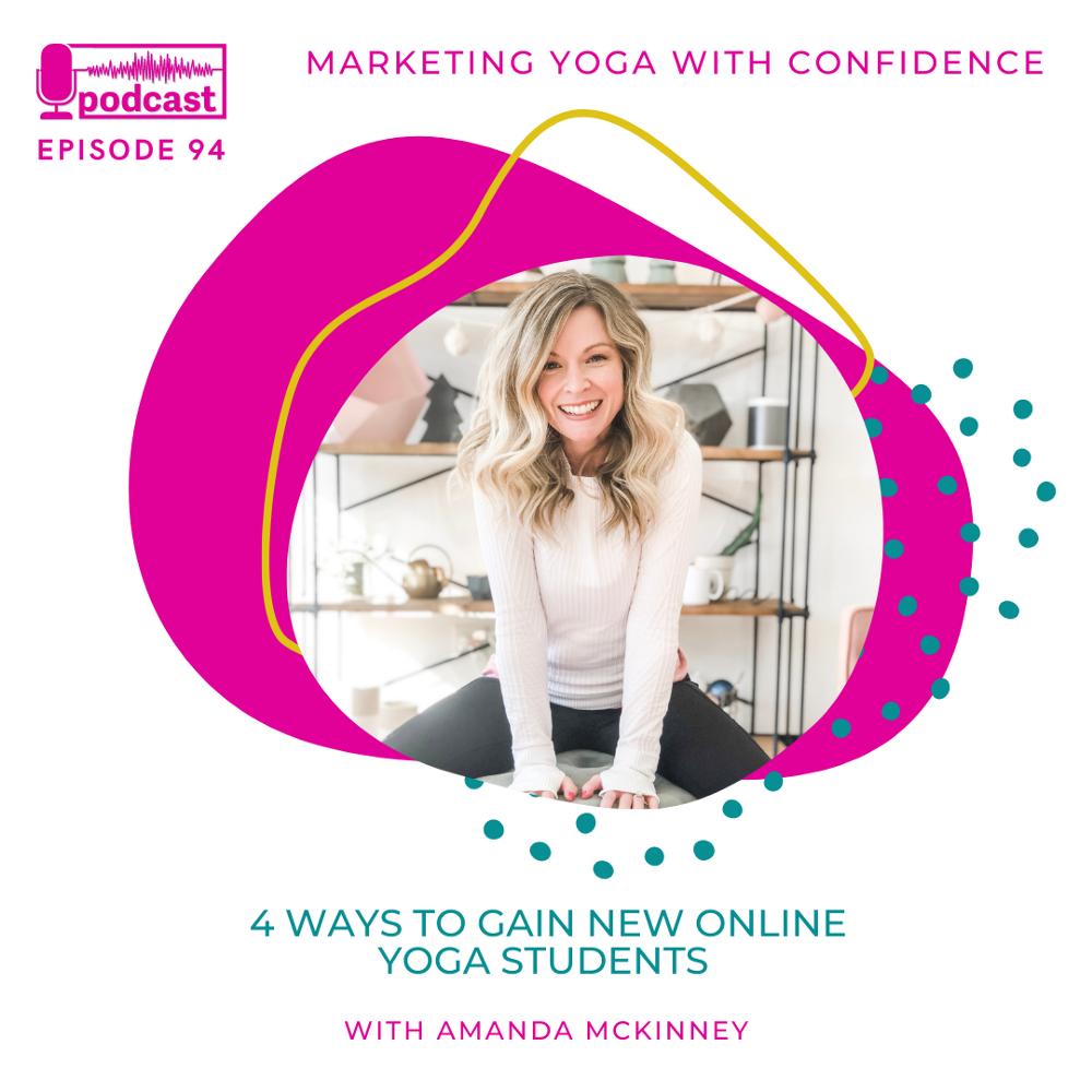 4 Ways to Gain New Online Yoga Students