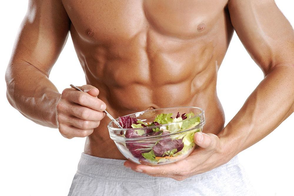 7 Day Muscle Building Diet Plan To Lose Weight Bodybuilding By Ram Ram Medium