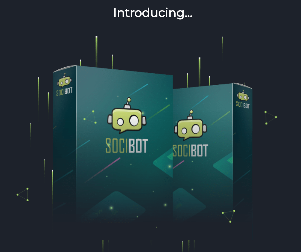 Socibot Review — the ultimate Social media traffic and lead generator