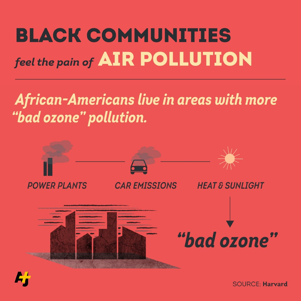 The Toxic Mix Of Segregation And >> How Black Communities Are Getting Screwed By Climate Change