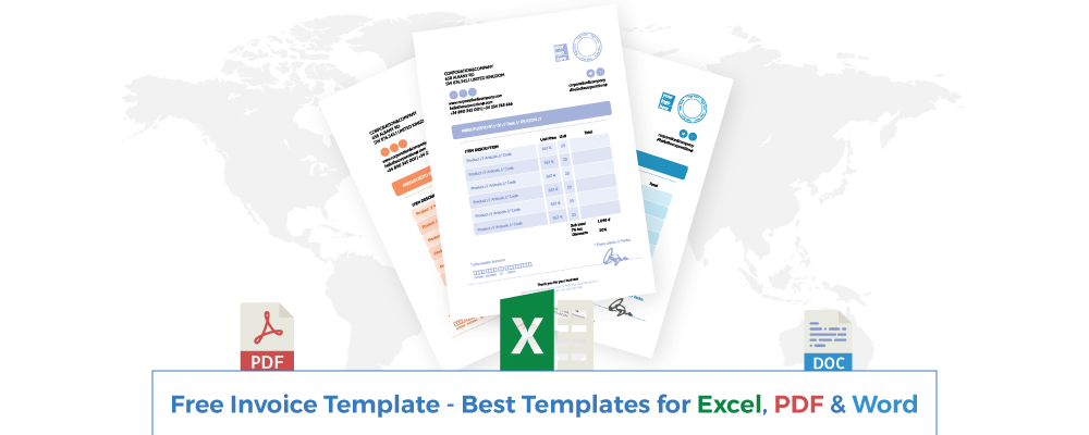 Download Free Invoice Template For Sole Trader And Freelancer In Uk By Bennygala Medium