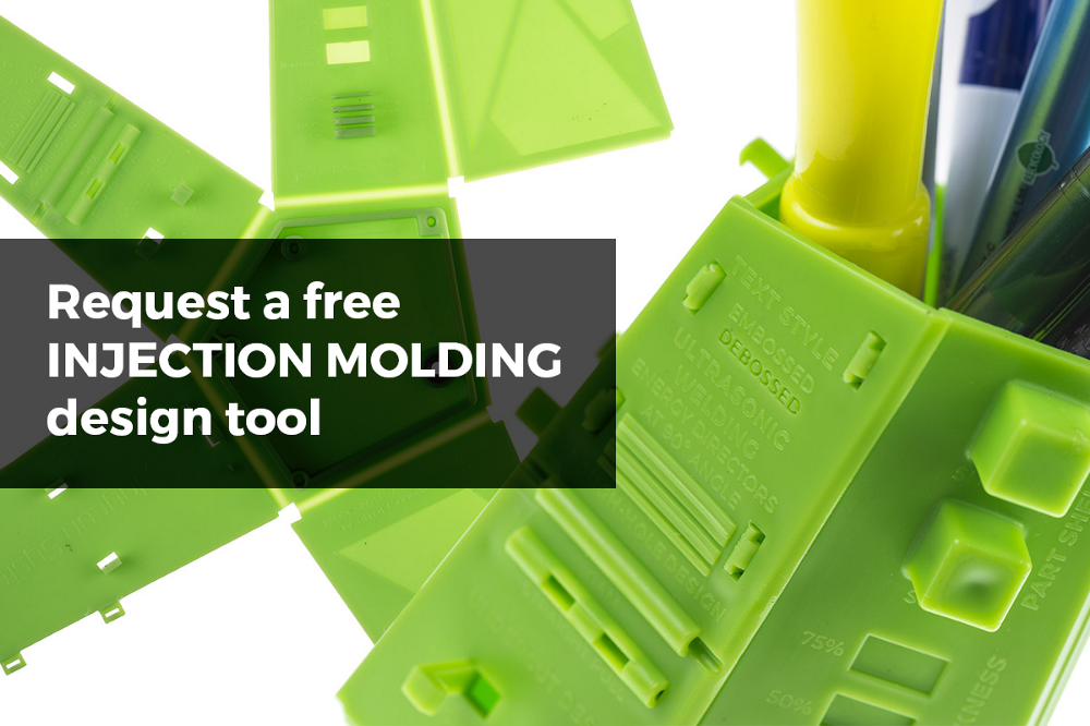 Engineering Guidelines to Designing Plastic Parts for Injection Molding