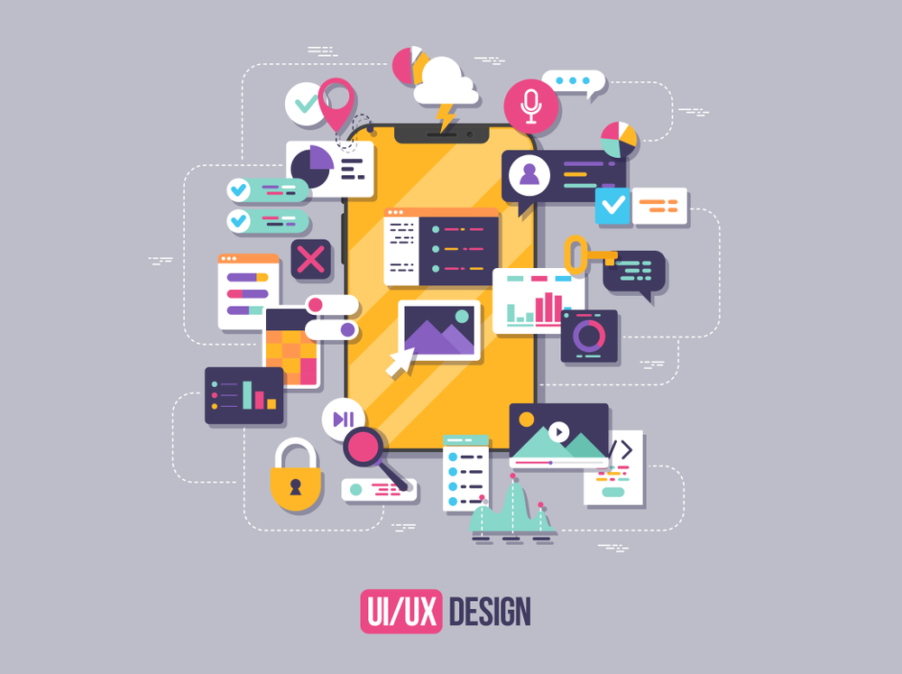 Ux Vs Ui The Difference Between Ux And Ui Design By Designveloper Medium