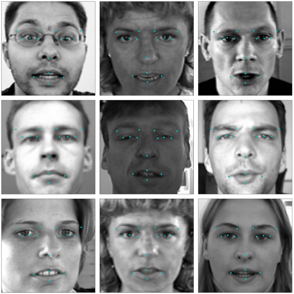 Tutorial: Selfie Filters Using Deep Learning And OpenCV (Facial
